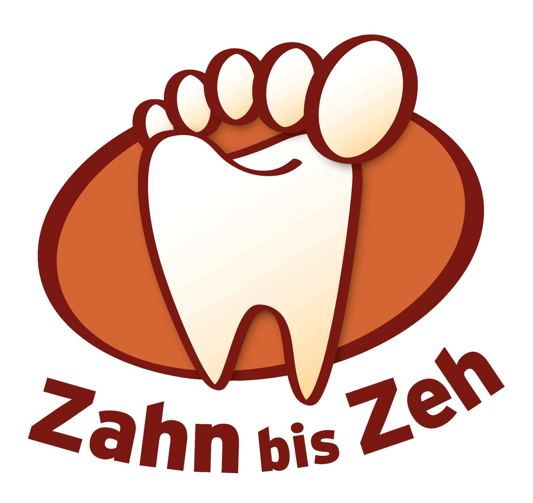 Zahn bis Zeh
